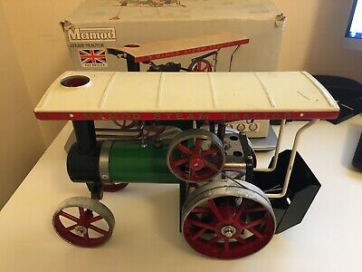 T. E.1a Steam Engine Steam Tractor From Mamod Very Good Condition - Untested • 60£