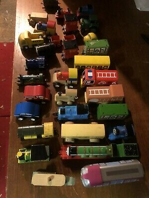 1.6KG Bundle Of Trains All Shapes & Sizes • 5£