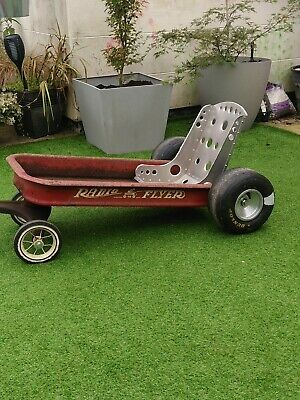 Radio Flyer Wagon • 141£