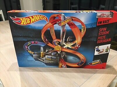 Hot Wheels Track. Spin Storm  • 10.52£