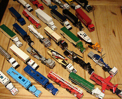 Collection Of 28 Matchbox Convoys,some Truck With Original Trailers-picts Soon • 135£