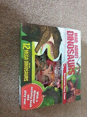 Mad About Dinosaurs Play Case  • 2.50£