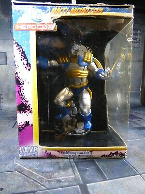 Heroclix Anti-Monitor Boxed Used No Cards (B595) • 17£