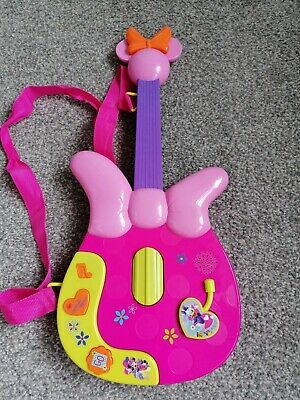 Minnie Mouse Electric Guitar Toy • 0.99£