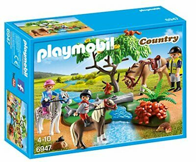 Playmobil Country Horse Riding Children's Toy Christmas Birthday Present Gift • 17.99£
