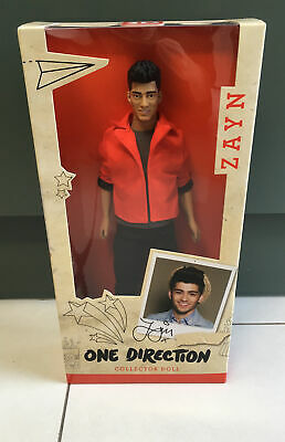 One Direction Zayn Malik Collectors Doll • 22.95£