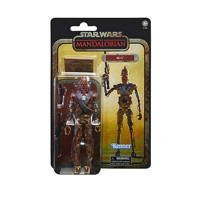 Star Wars Black Series Mandalorian Credit Collection IG-11 - NEW • 28.99£