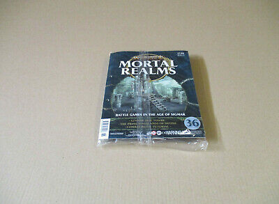 Warhammer Age Sigmar Mortal Realms #36 Azyrite Bell Tower Model Parts  • 12.75£