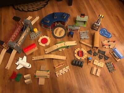 Large Selection Of Accessories For Brio / Wooden Train Track With Combined Post • 6£