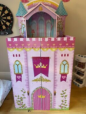 Princess Castle Dolls House • 5£