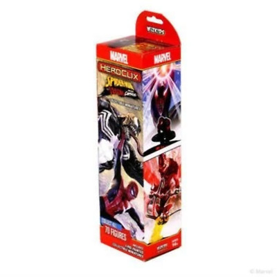 Spider-Man And Venom Absolute Carnage Booster: Marvel HeroClix • 11.40£