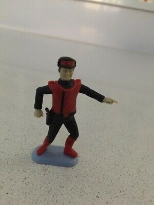 Timpo Plastic Toy Soldiers Captain Scarlet • 19.99£