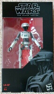 Star Wars Hasbro Black Series Lot 4 6 Inch Scale • 25£
