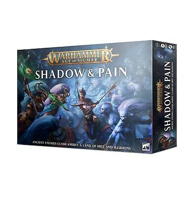 AGE OF SIGMAR: SHADOW AND PAIN (ENG) GW 25% Off UK Rrp • 78.75£
