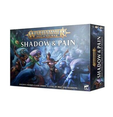 Age Of Sigmar: Shadow And Pain (ENG) 80-37 Games Workshop Warhammer AoS 40K C... • 88.29£