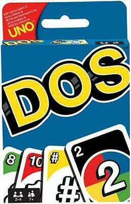 DOS CARD GAME SEALED PACK NEW UK Seller Fast And Free Postage  UK SELLER • 2.49£