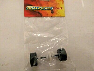 Scalextric Start Rally Car Rear Axle Pack Tyres Gear Wheels Bearings W10199 • 4.49£