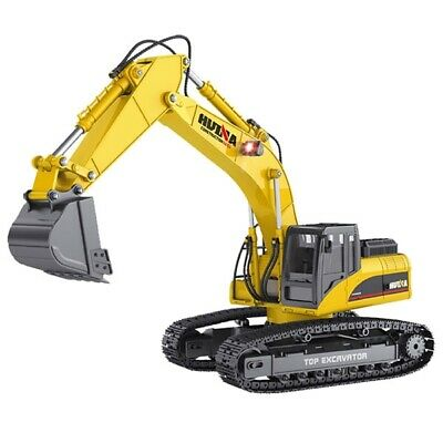 Huina Cy1580 1/14 Full Alloy 23ch 2.4g Excavator (version 4.0) • 439.99£