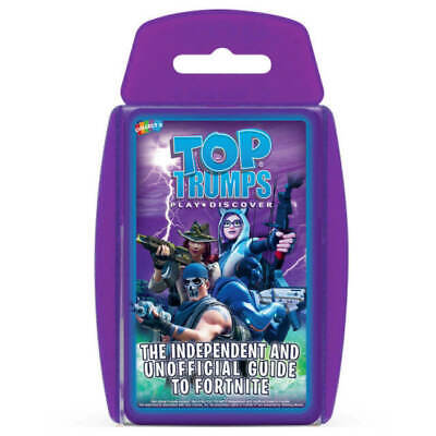 Top Trumps Independent And Unofficial Guide To Fortnite Specials • 6.67£