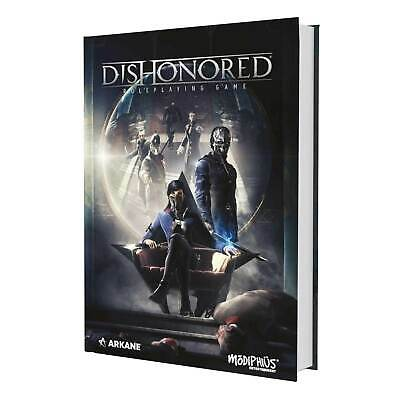 Dishonored: The Roleplaying Game Corebook • 26.40£