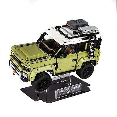 Acrylic Display Stand For Technic Landrover Defender (42110) • 22.99£