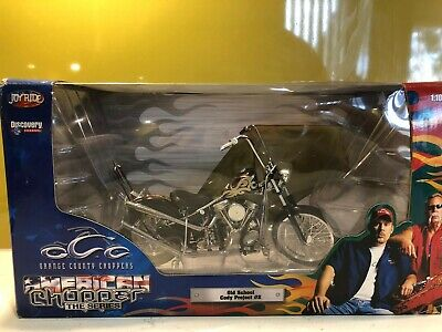 O.c.c Codys Bike Very Good Condition Slight Damage Photo Included 1.10 Scale  • 5£