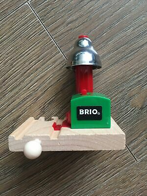Brio 33754 Wooden Magnetic Bell System For Railway • 2.03£