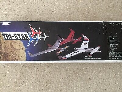 Radio Control Sig Tri-star Canard  Aerobatic Model • 60£