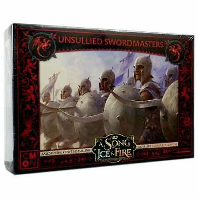 Targaryen Unsullied Swordsman A Song Of Ice And Fire Game Of Thrones New • 34.99£