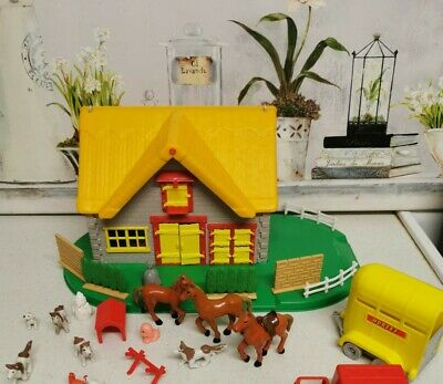 BUNDLE RARE Oh Penny Barn Play Set With Lots Of Accessories • 19.99£