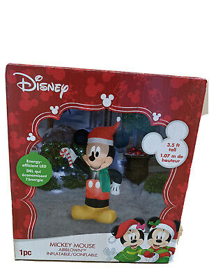 Inflatable Mickey Mouse 3.5ft • 5£