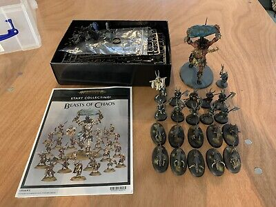 Warhammer Aos Beasts Of Chaos Small Force • 0.99£