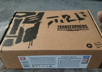 Transformers Generations Selects Autobot Tigertrack WFC-GS18 • 24.99£