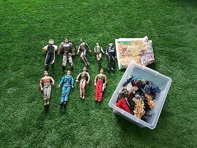Action Men And Accessories  • 30£