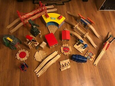 Selection Of Accessories For Brio / Wooden Train Track With Combined Postage • 8£