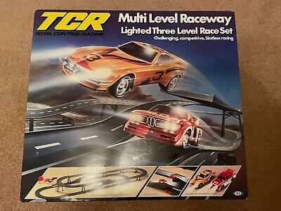 TCR Multi Level Raceway This Is A Rare Set • 3.20£