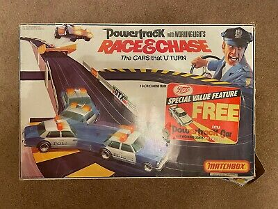 Matchbox Race And Chase • 6.99£