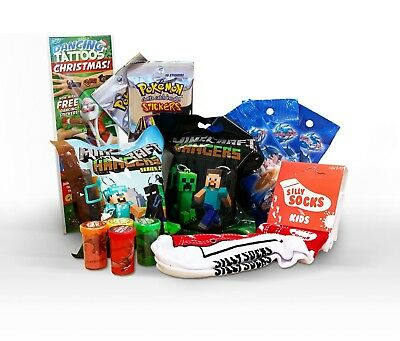 Kid's Toys Stocking Fillers Novelty Christmas Fun Children's Bundle Pack Junior • 19.97£