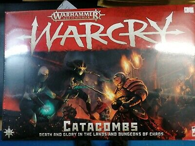 Warhammer Age Of Sigmar Warcry Catacombs New • 98.99£