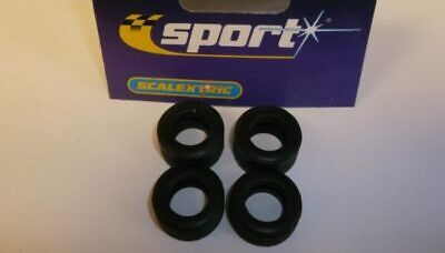 Greenhills Scalextric Accessory Pack Dry Treaded F1 Tyres X 4 W8446 - NEW -G685 • 6.99£
