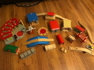 Accessories For Brio / Wooden Train Track With Combined Postage • 15£