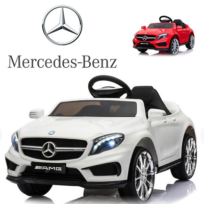 Electric Kids Ride On Car MERCEDES BENZ Licensed Car Battery Remote Control • 99.99£