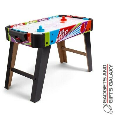 MINIATURE AIR HOCKEY SPORTS TABLE GAME Toys Gifts Games & Gadgets • 36.29£