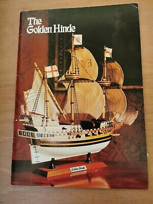 The Golden Hinde  Hornby Shipwright Model • 40£
