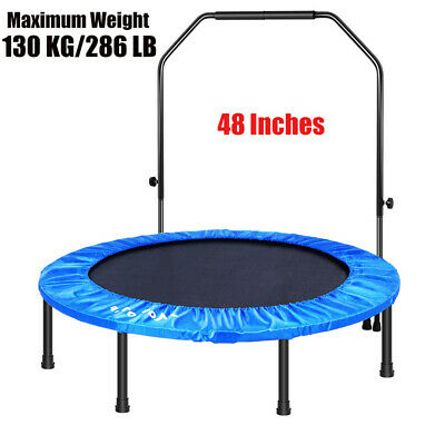 MOVTOTOP Mini Trampoline Jumping Fitness For Children And Adults Indoor/Outdoor • 59.99£