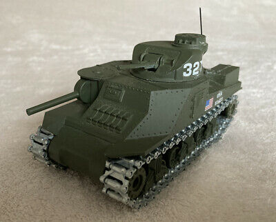 Solido 6071 Us Army Ww2 General Grant Tank - Collection Militaire 2 - 1/50 • 5£