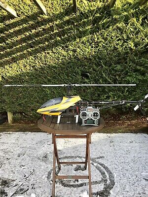 Align Trex 600 Electric Helicopter High Specification & RTF • 450£