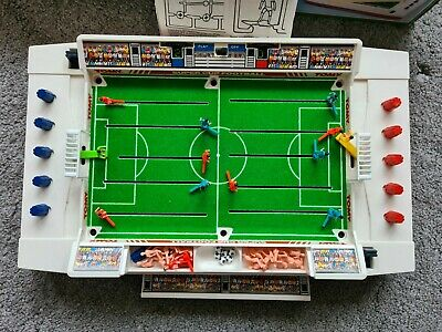 Tomy Super Cup Football Brilliant Condition Working Rare In This Condition • 100£