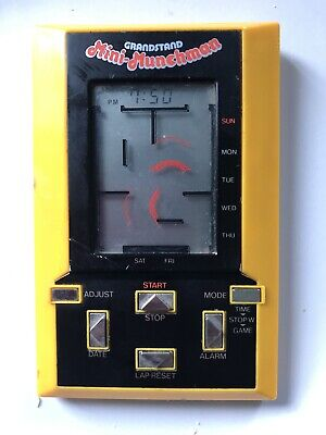 Fabulous Vintage Grandstand Mini-Munchman Game • 10.50£
