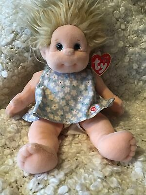 Ty Beanie Kids - Angel 1994. With Tags. Retired. • 2£